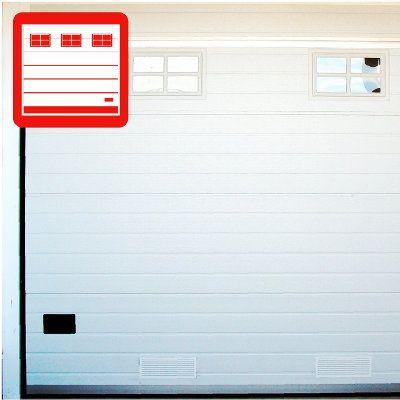 automatismo puertas seccionales