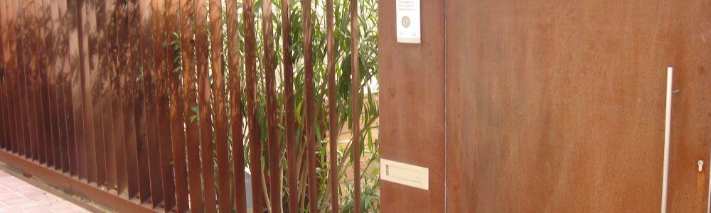 puertas de aluminio en Barcelona